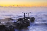 茨城県 大洗磯前神社