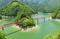 静岡県 大井川鉄道井川線