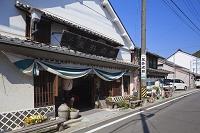 愛知県 足助の町並み
