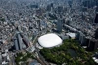 小石川後楽園、後楽園、東京ドーム、水道橋駅周辺
