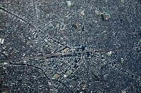 東京都 荻窪駅周辺 高度2,000m