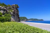 三重県 獅子岩