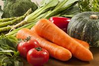 3群(カロチン)を多く含む食品