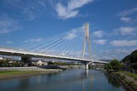 兵庫県 川西市 ビッグハープ(新猪名川大橋)