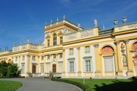 ポーランド ワルシャワ ヴィラヌフ宮殿