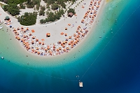 トルコ オルデニス ベルケキズビーチ