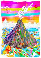 ロシア カムチャツカ火山群