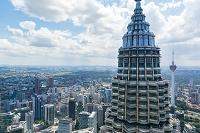 マレーシア ツインタワーとクアラルンプール