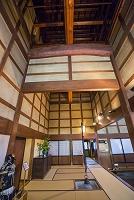 鳥取県 石谷家の内部