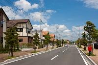 水戸市 新興住宅地