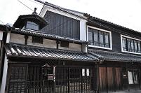 岡山県 出雲街道沿いの町家
