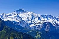 スイス ベルナーオーバーラント地方 シーニゲプラッテ山