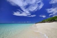 宮古列島来間島の海岸