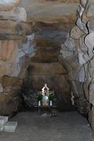 長野県 皆神山・岩戸神社 石室