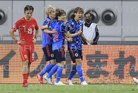 サッカー:日本代表(A代表)