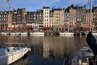 フランス ノルマンディー地方 オンフルール 旧港