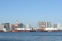 東京港 コンテナターミナル