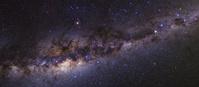 チリ アタカマ砂漠で見る星座と恒星