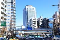東京都 恵比寿橋交差点