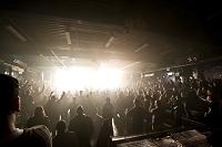 ライブハウスの観客