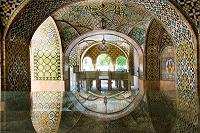 イラン ゴレスタン宮殿