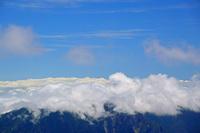 富山県 剣岳から後立山連峰と雲海