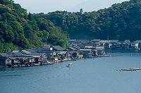 京都府 伊根町 伊根の舟屋