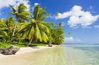 フランス領ポリネシア ライアテア島