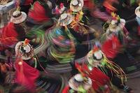 ボリビア ラ・プエルタ・デル・ディアブロ 祭り