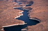 アメリカ合衆国 パウエル湖