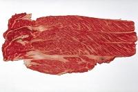牛(肩ロース・薄切り)