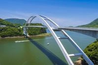 熊本県 三角大矢野道路天城橋