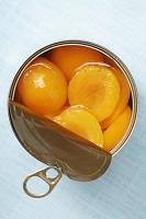 杏の缶詰め