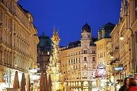 オーストリア ウィーン歴史地区 グラーベン