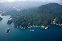 高山 高山岬(北長門海岸国定公園)須佐地区