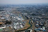 鴨居駅、佐江戸地区周辺