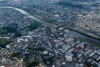 神奈川県 横浜市 綱島駅から鶴見川周辺