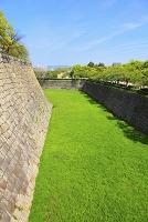 大阪府 大阪城の空壕