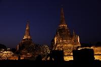 タイ アユタヤ ワット・プラ・シー・サンペット