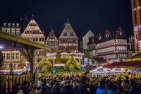 ドイツ フランクフルト クリスマスマーケット
