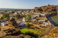 インド 石窟寺院群