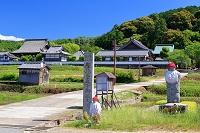 奈良県 橘寺