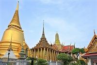 タイ バンコク ワット・プラケオ エメラルド寺院