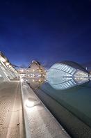 バレンシア 芸術科学都市 レミスフェリック