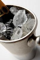 シャンパンとシャンパンクーラー