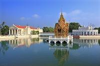 タイ アユタヤのバンパイン宮殿