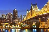アメリカ合衆国 ニューヨーク クイーンズボロ橋