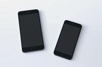 iPhone 6 PlusとiPhone6のサイズ比較