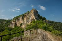 ブルガリア イヴァノヴォの岩窟教会群
