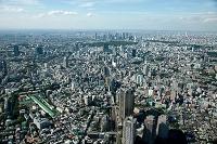 東京都 恵比寿より渋谷と新宿方面